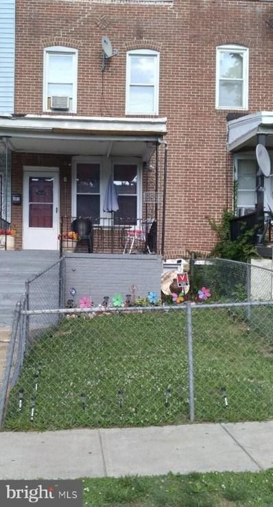 503 S Longwood Street, Baltimore, MD 21223 - #: MDBA554180