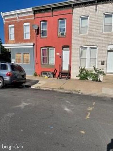 1627 Rutland Avenue, Baltimore, MD 21213 - #: MDBA554200