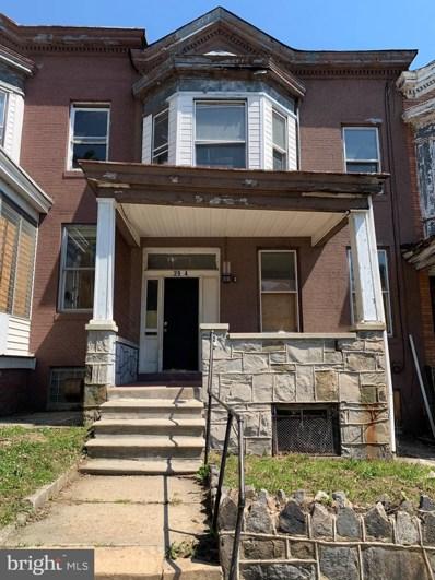 2904 Brighton Street, Baltimore, MD 21216 - #: MDBA554236
