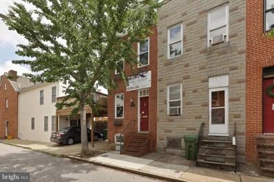 1007 Patapsco Street, Baltimore, MD 21230 - #: MDBA554238