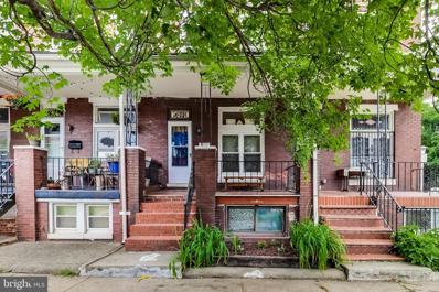 2603 Huntingdon Avenue, Baltimore, MD 21211 - #: MDBA554258
