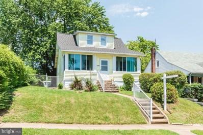 3406 Roselawn Avenue, Baltimore, MD 21214 - #: MDBA554262