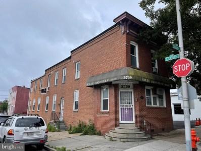 3739 Gough Street, Baltimore, MD 21224 - #: MDBA554330