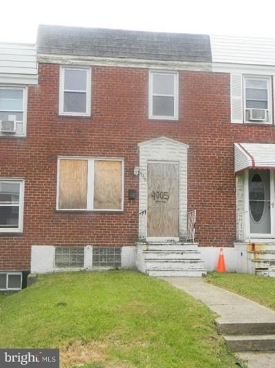 4005 Lyndale Avenue, Baltimore, MD 21213 - #: MDBA554340