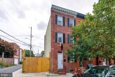 115 Parkin Street, Baltimore, MD 21201 - #: MDBA554388
