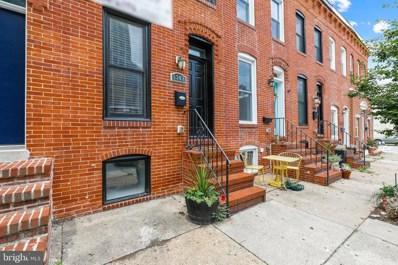 1308 Andre Street, Baltimore, MD 21230 - #: MDBA554404