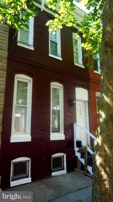 1126 Cleveland Street, Baltimore, MD 21230 - #: MDBA554410