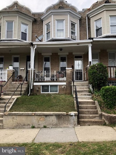3014 Brighton Street, Baltimore, MD 21216 - #: MDBA554426