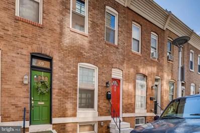 141 S Robinson Street, Baltimore, MD 21224 - #: MDBA554494