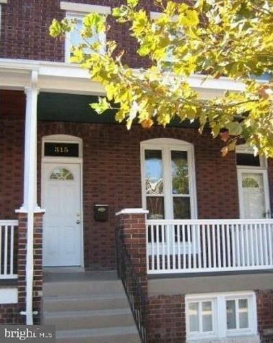 315 Whitridge Avenue, Baltimore, MD 21218 - #: MDBA554512