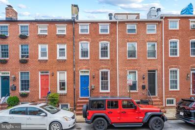 32 E Wheeling Street, Baltimore, MD 21230 - #: MDBA554536