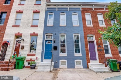 745 W Cross Street, Baltimore, MD 21230 - #: MDBA554544
