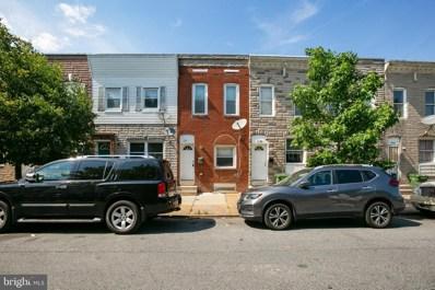 3710 E Pratt Street, Baltimore, MD 21224 - #: MDBA554694