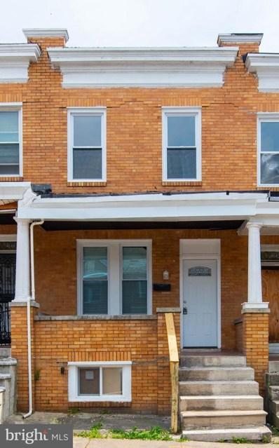 2631 E Preston Street, Baltimore, MD 21213 - #: MDBA554700