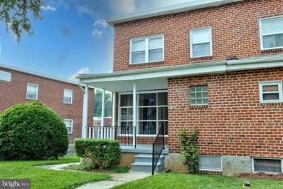 5564 Elderon Avenue, Baltimore, MD 21215 - #: MDBA554734