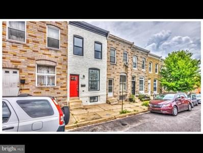 712 Berry Street, Baltimore, MD 21211 - #: MDBA554736