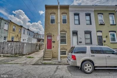 3329 Noble Street, Baltimore, MD 21224 - #: MDBA554740
