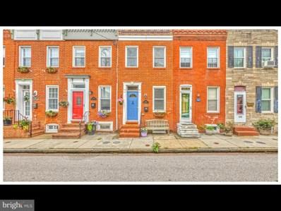 1241 Haubert Street, Baltimore, MD 21230 - #: MDBA554750
