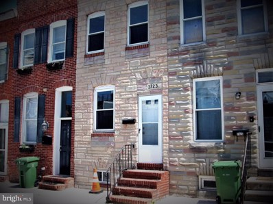 1323 Cooksie Street, Baltimore, MD 21230 - #: MDBA554760