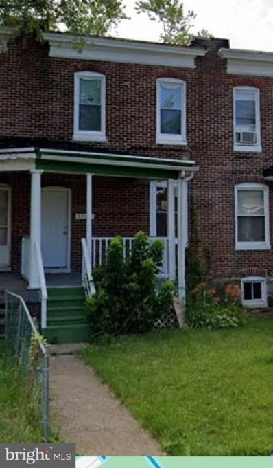 3729 Manchester Avenue, Baltimore, MD 21215 - #: MDBA554766