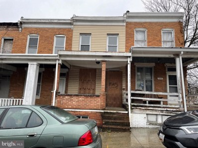 1545 Carswell Street, Baltimore, MD 21218 - #: MDBA554780