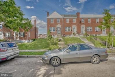 4100 Ardley Avenue, Baltimore, MD 21213 - #: MDBA554850