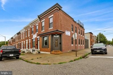 3901 Fait Avenue, Baltimore, MD 21224 - #: MDBA554912