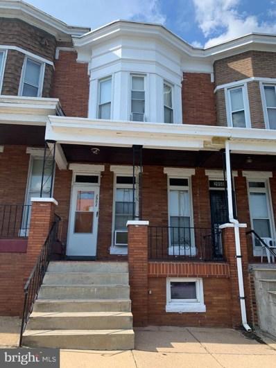 2952 Presstman Street, Baltimore, MD 21216 - #: MDBA554918