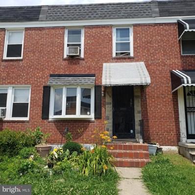 3840 Elmora Avenue, Baltimore, MD 21213 - #: MDBA554922