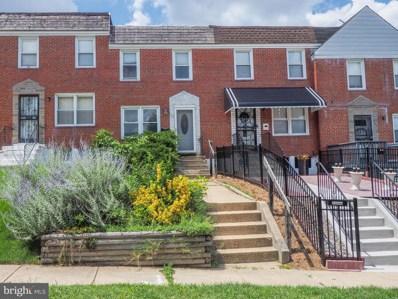 706 Bethnal Road, Baltimore, MD 21229 - #: MDBA555000