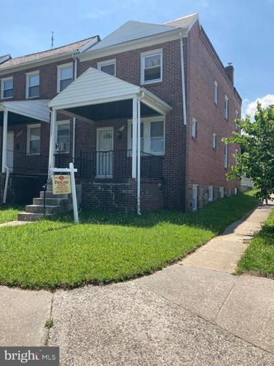 1332 N Ellwood Avenue, Baltimore, MD 21213 - #: MDBA555062