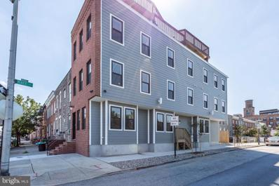 143 W Randall Street, Baltimore, MD 21230 - #: MDBA555070
