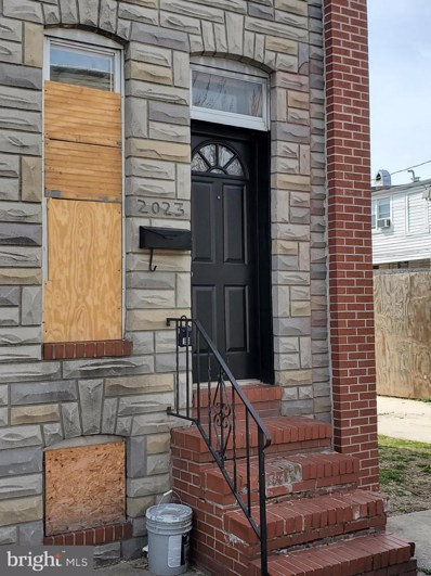2023 Wilhelm Street, Baltimore, MD 21223 - #: MDBA555082