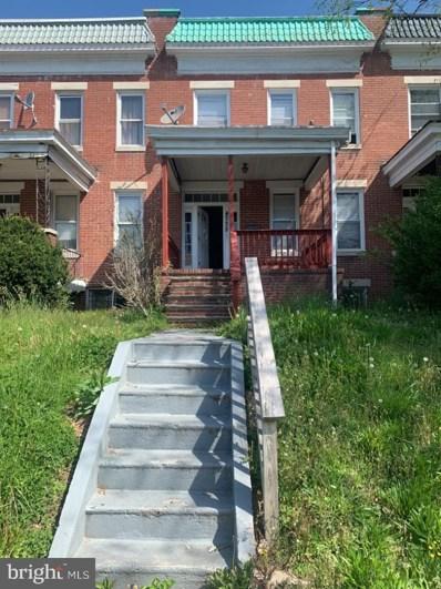 4732 Frederick Avenue, Baltimore, MD 21229 - #: MDBA555090