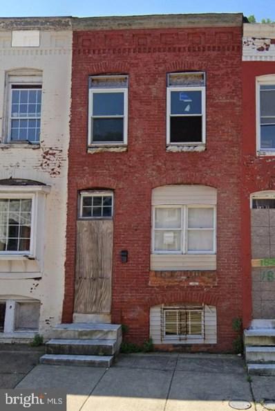 1825 Rayner Avenue, Baltimore, MD 21217 - #: MDBA555104