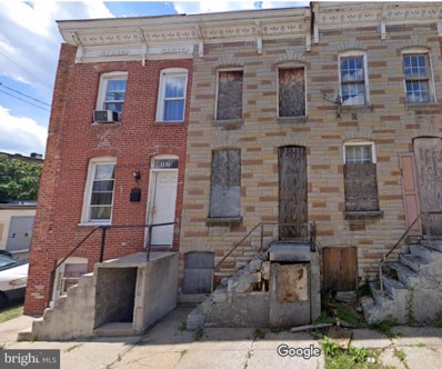 1568 Richland Street, Baltimore, MD 21217 - #: MDBA555110