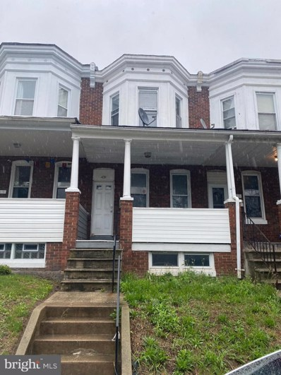 431 Yale Avenue, Baltimore, MD 21229 - #: MDBA555122