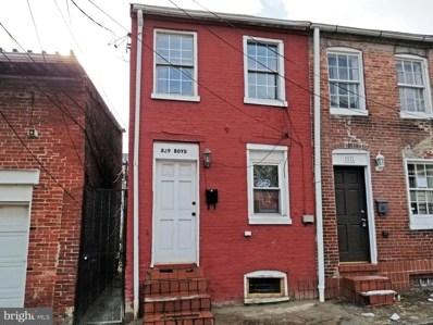 829 Boyd Street, Baltimore, MD 21201 - #: MDBA555128