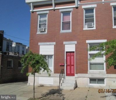 600 N Potomac Street, Baltimore, MD 21205 - #: MDBA555130