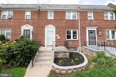 4207 Hamilton Avenue, Baltimore, MD 21206 - #: MDBA555160