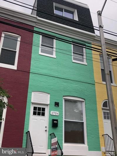 2704 Mathews Street, Baltimore, MD 21218 - #: MDBA555194