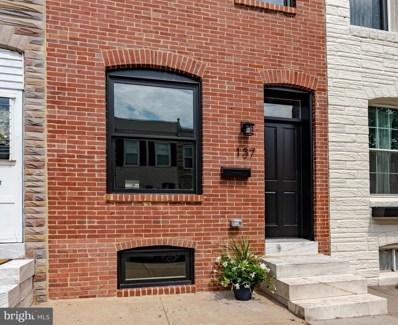 137 N Curley Street, Baltimore, MD 21224 - #: MDBA555200