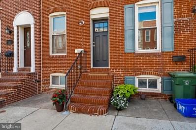 1726 Byrd, Baltimore, MD 21230 - #: MDBA555226