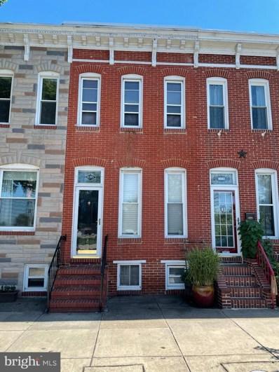 1412 E Fort Avenue, Baltimore, MD 21230 - #: MDBA555252
