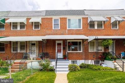 4334 Newport Avenue, Baltimore, MD 21211 - #: MDBA555300