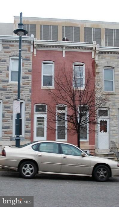 808 N Washington Street, Baltimore, MD 21205 - #: MDBA555304