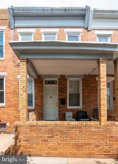 505 N Highland Avenue, Baltimore, MD 21205 - #: MDBA555310