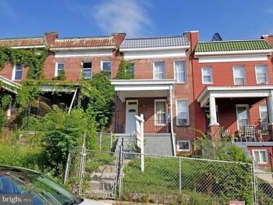 772 Linnard Street, Baltimore, MD 21229 - #: MDBA555314