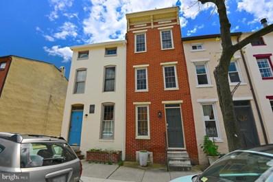 23 E Henrietta Street, Baltimore, MD 21230 - #: MDBA555326