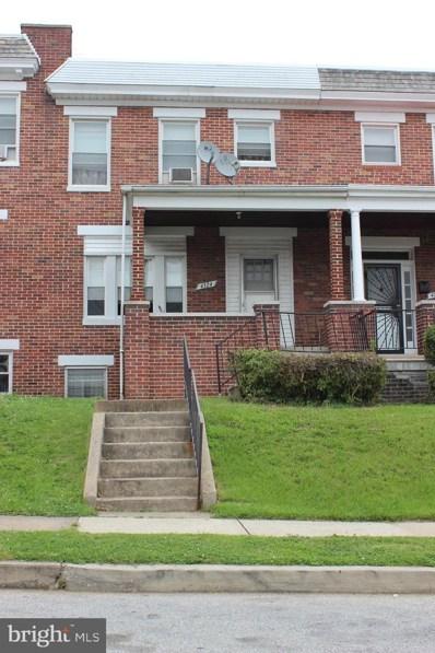 4324 Shamrock Avenue, Baltimore, MD 21206 - #: MDBA555366
